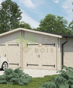 Garage Roddy 5.7 m x 8.7 m (49 m²)